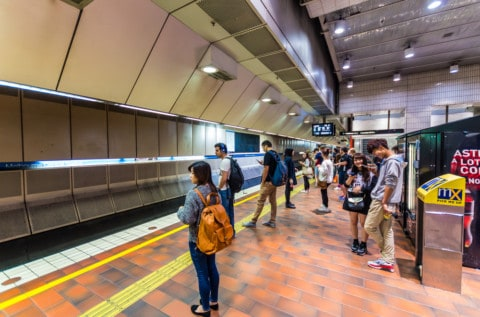 New rail navigational technology supporting vision impaired