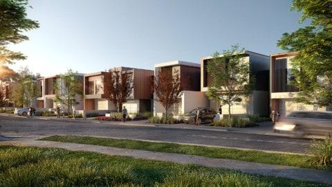 Norwest smart city begins construction