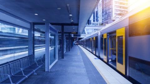 Successful test of driverless metro train