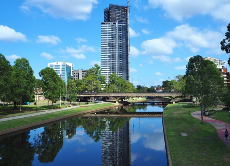 $170 million Western Sydney rejuvenation liveability