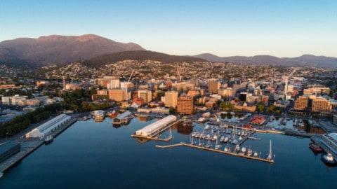 $1.4 billion City Deal for Hobart