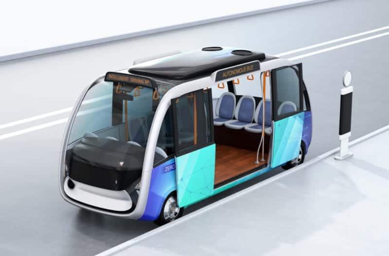 Olli Glenelg SA autonomous vehicle driverless technology trial