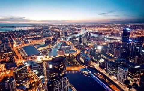 City of Melbourne's strategy to mitigate climate change