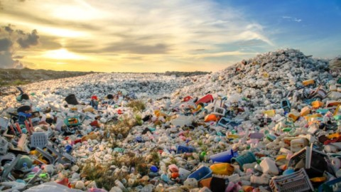 Recycling waste into road and rail infrastructure projects
