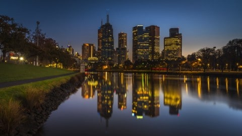 City of Melbourne focusing on smart city initiatives