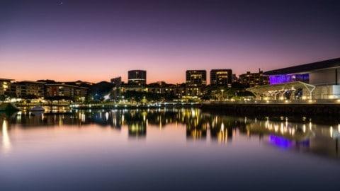 Australia's largest smart city project complete
