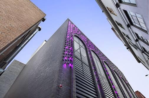 Melbourne CBD substation power supply