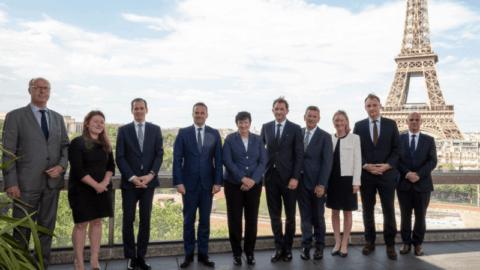 Smart cities planning for Western Sydney Aerotropolis
