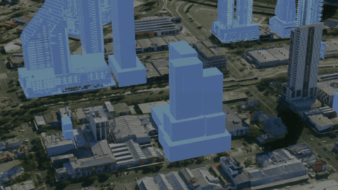 Digital twin for Australia's largest urban renewal project