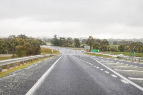 Victoria installs new safety intersection technology