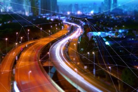 M4 Smart Motorway trials new traffic technology