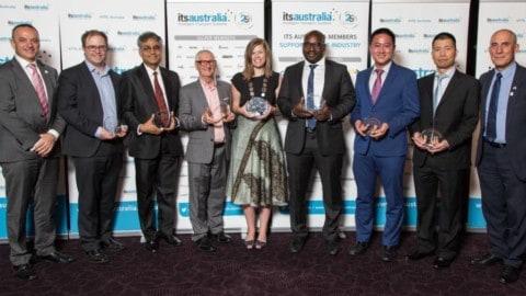 ITS Australia's 2019 National Award winners announced