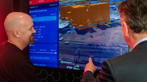 NSW pioneers urban planning tech with digital twin