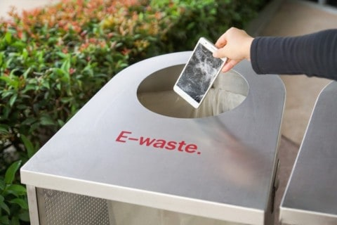 Victoria's e-waste infrastructure boost