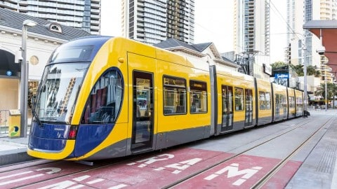 CRC grant to develop battery-powered trams
