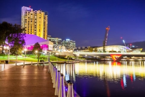 Adelaide features in top 7 of world's smart cities