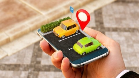 North Lakes smart parking goes live