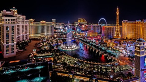 Australian company awarded Las Vegas smart cities contract