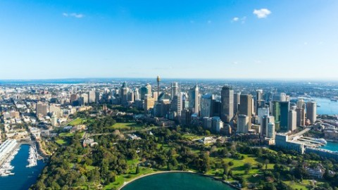 Sydney now 100 per cent powered by green energy