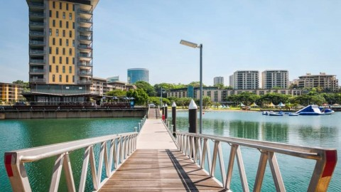 Darwin sees benefits as City Deal projects come online