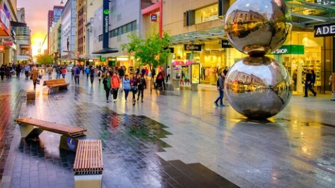 City of Adelaide to be powered by renewable energy