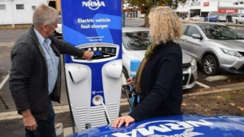 Regional NSW expands EV charging stations