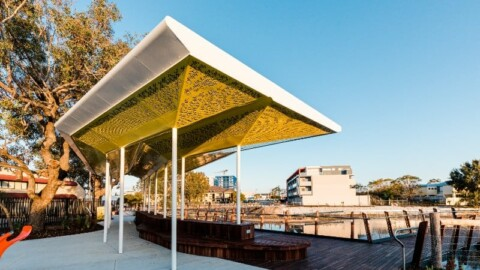 Innovative smart park opens in Perth