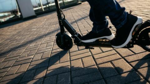 E-scooter pilot returns to SA coast