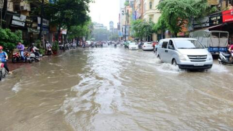 Griffith University develop flood monitoring sensor network