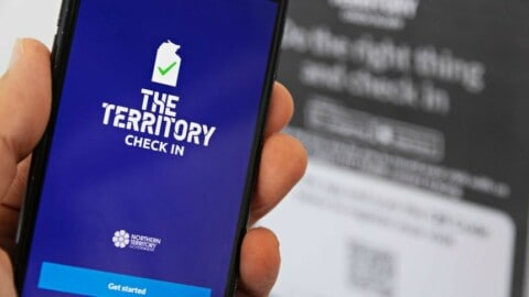 NT releases new COVID-safe check-in app