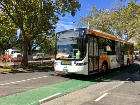 Victoria trials zero-emissions buses