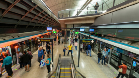 Sydney Trains implement real-time passenger capacity alerts
