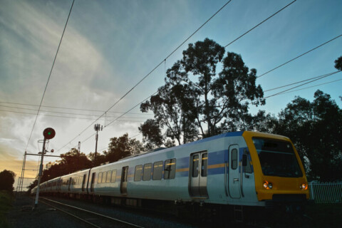 Development of Australian city rail networks (Part 2)