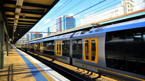 Development of Australian city rail networks (Part 3)