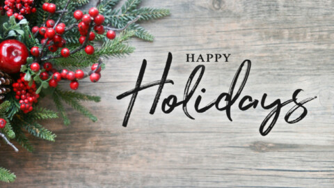 Happy holidays from the Smart Cities team