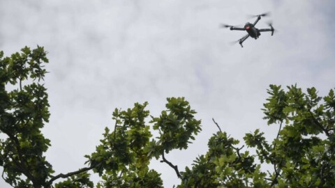 Innovative traffic control system trial for drones a success