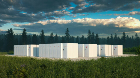 Smart energy storage suppliers announced for major battery project