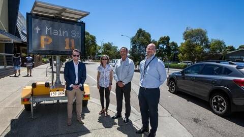 Mornington Shire trials smart parking technology