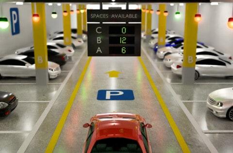 Smart parking trial kicks off in Logan