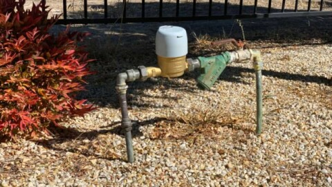 Smart water meter rollout benefits residents
