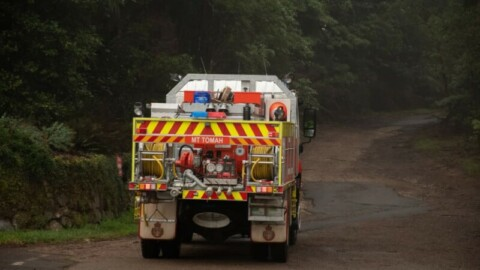 Bushfire asset vehicle location tracking trial a success