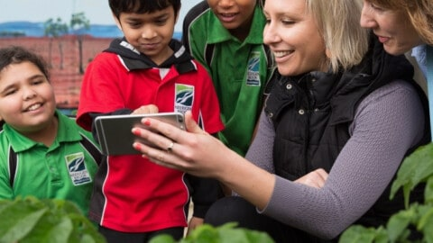 App helps council monitor carbon footprint