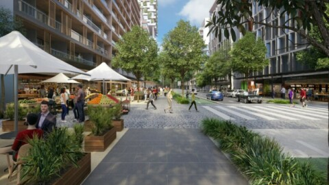 Sydney seeks feedback on Waterloo redevelopment
