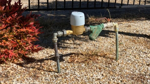 Volunteers sought for smart water meter roll out