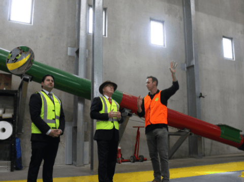 Australian-first waste technology now live
