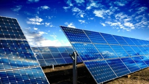 Waste facility goes solar