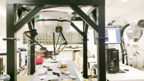 AI recycling robot helps solve soft plastic waste crisis