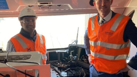 World-class train signalling technology delivers for SEQ