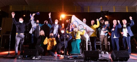 Sunshine Coast welcomes 2032 Olympics