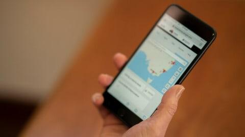 New app maps COVID alerts across Australia